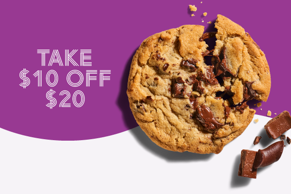 New CookieLab Creations and Insomnia's National Chocolate Chip Cookie Day Celebration