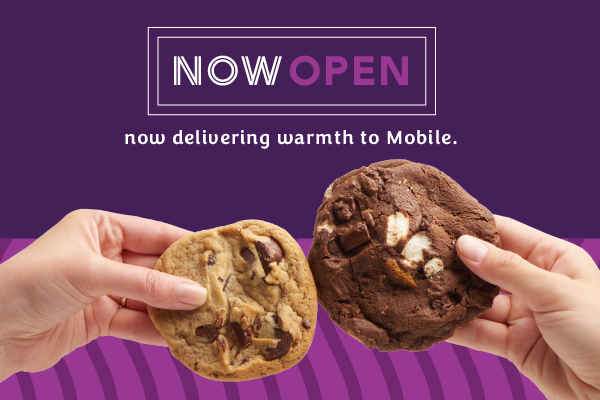 Insomnia Cookies to Celebrate Grand Opening of First Mobile Location