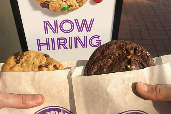 Looking for a Sweet Job? Insomnia Cookies Is Hiring!