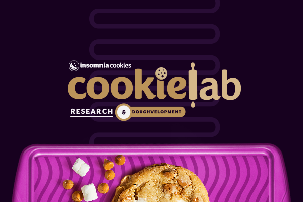 "Insomnia Cookies Launches New Research & ""Doughvelopment"" Lab"